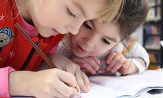 7 עצות מעולות לחינוך ילדים לאהבה ללמידה