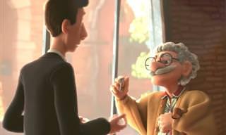 אוסף סרטוני האנימציה הקצרים האלה יחמם לכם את הלב...