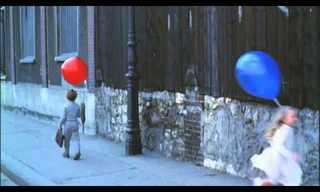 הבלון האדום - מחווה לקולנוע לילדים!