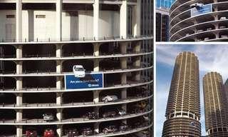 אומנות גבוהה: בניינים כשטחי פרסום