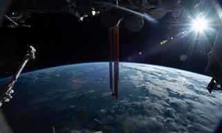 """12 תמונות מדהימות מן החלל שפורסמו על ידי נאס""""א"""