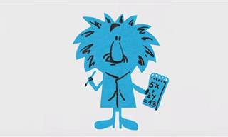 האם תצליחו לפתור את החידה של אלברט איינשטיין?