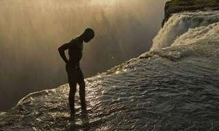 המים בטבע הם לוקיישן הצילום היפה ביותר