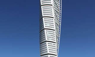 בניינים עם טוויסט מרחבי העולם!
