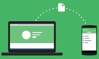מדריך לשימוש באפליקציית Portal לעברת קבצים מהמחשב לסמארטפון
