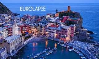 חופשה מדהימה מסביב לאירופה!