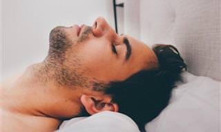 7 סימנים שקטים לדום נשימה בשינה