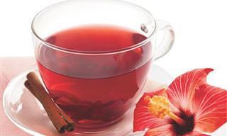 תה היביסקוס - המשקה הטבעי והטעים שיוריד את לחץ הדם שלכם