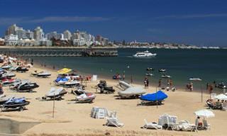 10 המקומות המומלצים ביותר באורוגוואי