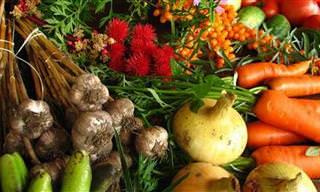 13 טיפים שכדאי להכיר לבישול ירקות בריאים יותר