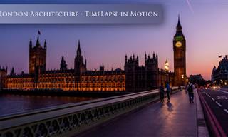צפו במבנים היפים והמעוצבים של העיר לונדון
