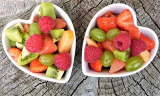 9 פירות וירקות שיעזרו לכם לשמור על המשקל