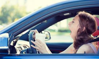 כמה דברים שכדאי שתדעו בקשר לעייפות ונהיגה...