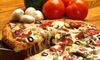 מי היה מאמין שפיצה יכולה להיות כל כך בריאה?