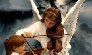 סימן משמיים - קולו של המלאך השומר