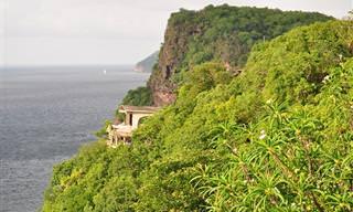 היעד המושלם לחופשה: וילות נסתרות באיים הקריביים