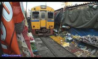 זהירות רכבת - לא יאומן!