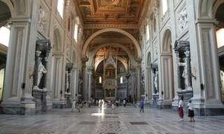 סיור בצילום 360° בכנסיית סאן ג'יובני בלוטרנו איטליה