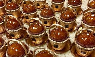 17 קינוחים מדהימים של אמאורי גווצ'ון