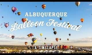 פסטיבל הכדורים הפורחים של אלבקרקי