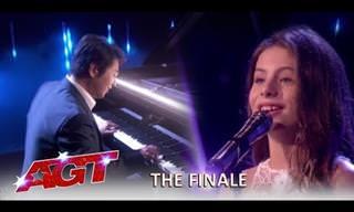 דואט מרגש של זמרת צעירה עם הפסנתרן הידוע לאנג לאנג