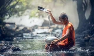 8 עקרונות הבודהיזם שיעוררו בכם שינוי