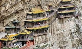 13 מנזרים מדהימים ביופיים מרחבי העולם
