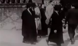 הסרטון הזה יציג בפניכם את חיי היהודים באירופה של שנות ה-30...