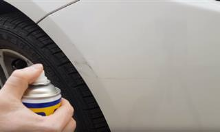טיפים מעולים לשימוש בתרסיס שמן WD-40 עבור הרכב הפרטי שלכם