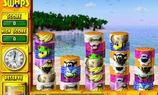 מגדלים טרופיים - משחק קוביות ממכר!