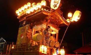 התמונות המרהיבות מפסטיבל גיון שבקיוטו ידהימו וירגשו אתכם