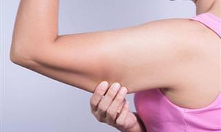 7 תרגילים יעילים שיעזרו לכם לחטב זרועות רפויות