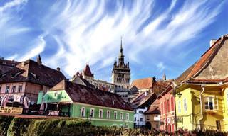 המסלול השבועי שיכיר לכם את יופיה ועושרה של רומניה