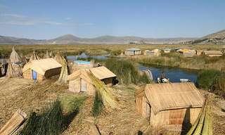 הצצה נדירה לחיי שבט האורו באגם טיטיקאקה