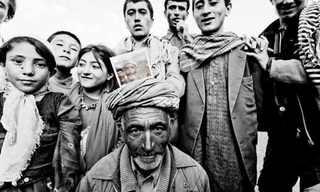 דיוקנאות מאפגניסטן - פרויקט מיוחד!