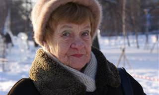 ברכת חג שמח מהאמא הכי פולנייה בעולם