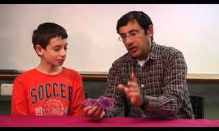 קסם קלפים מדליק להורים וילדים