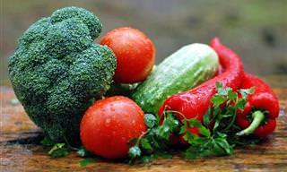 6 שילובי מזונות לשמירה על גוף בריא במיוחד