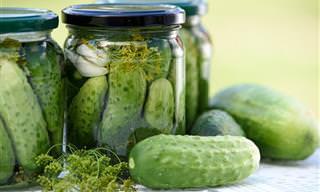 7 יתרונות בריאותיים של מזונות מותססים ו-4 מתכונים להכנתם