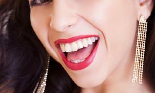 8 שיטות טבעיות להסרת ומניעת אבנית בשיניים