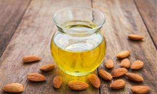 11 היתרונות הבריאותיים של שמן השקדים
