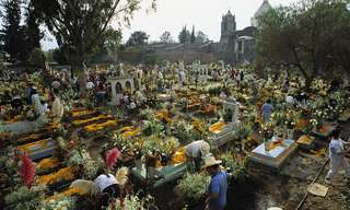 חגיגות יום המתים המקסיקני