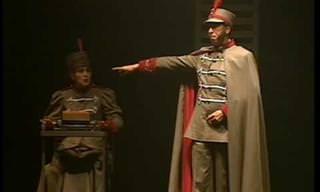 מלך היהודים: מחזמר סוחף על חייו של בנימין זאב הרצל