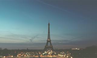 מפה אינטראקטיבית של פריז