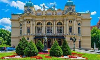 16 פרובינציות פולין והאתרים המומלצים בכל אחת מהן
