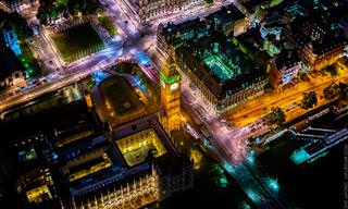 20 צילומי לילה של ערים מפורסמות מהצלם וינסנט לפורט
