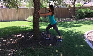 3 מתיחות שרירים מומלצות לאחר הליכה או ריצה