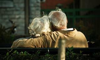 אפילו אחרי 75 שנות נישואים יש הפתעות