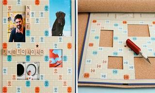 12 שימושים מקוריים במיוחד לקופסאות משחק
