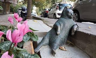 14 פסלי חיות מפורסמים ברחבי העולם